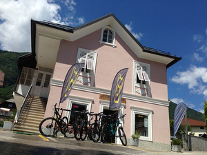 Outdoor Galaxy bike shop service rental transfer