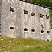 Kluže fortress Bovec Slovenia