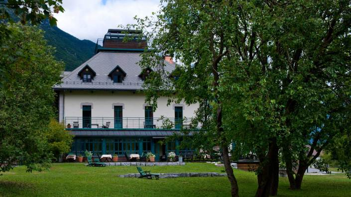 Hotel Dobra Vila Bovec Accommodation