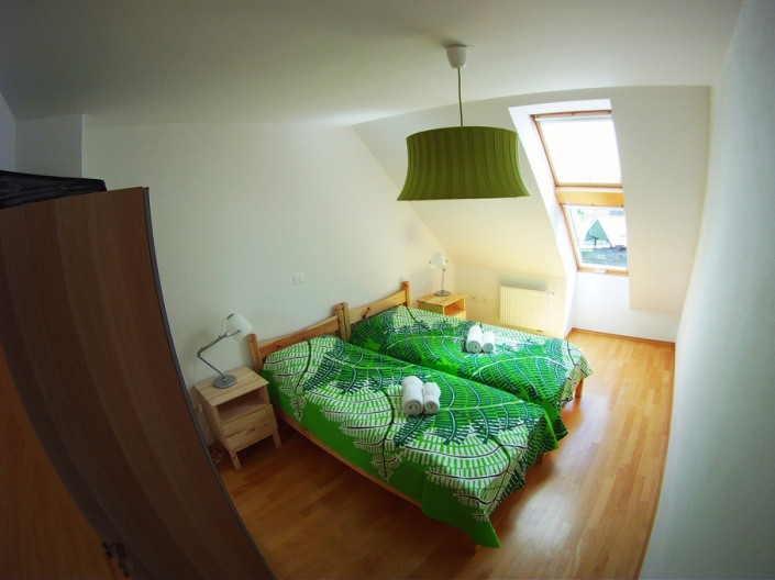 House to rent. Apartment Wild Soča. Bovec.