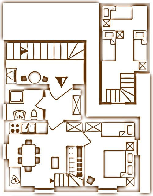 apartment Mrakič Bovec