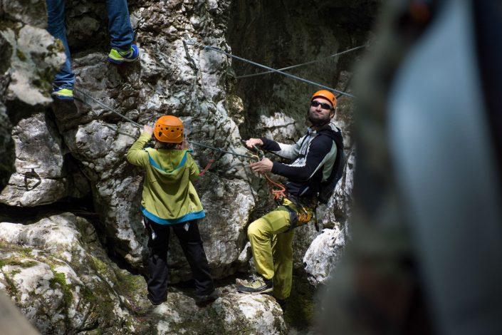 Adventure park Srnica, Bovec, foto: Žiga Dolinšek @ Outdoor Galaxy