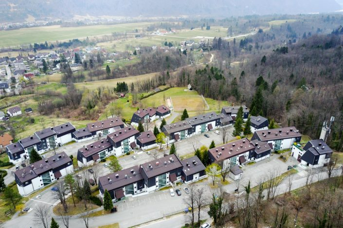 Apartments in Bovec, Kaninska vas