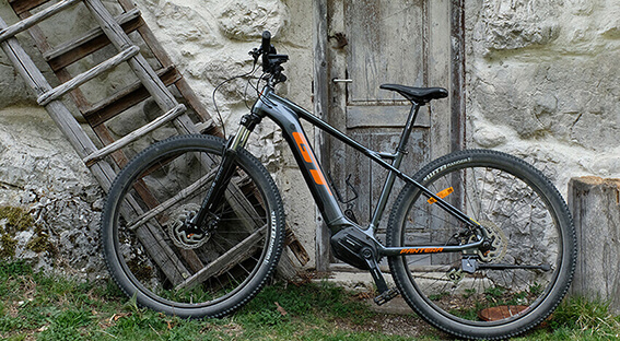 Rent a bike in Bovec